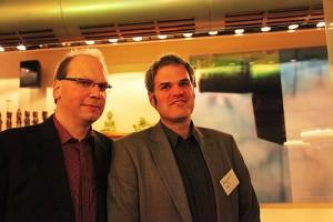 Klaus Eck und Ragnar Heil