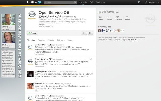 Opel-Service