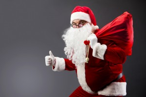 Morgenwelt_Weihnachtsmann_shutterstock