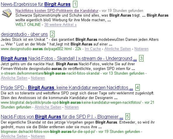 birgit auras nackt
