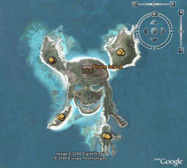 Weltkarte Google Maps