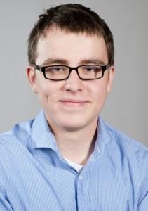 Levin Wotke studiert Journalismus und PR an der FH Joanneum Graz