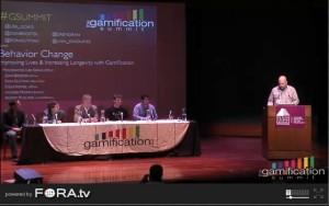 GSummit 2011 Panel Behavior Change (Screenshot Livestream)