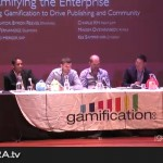 GSummit 2011 Panel Gamifying the Enterprise (Screenshot Livestream)