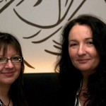 Bloggertreffen SMCMUC Doris Schuppe & Doris Eichmeier Foto: @_raimund