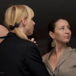 Bloggertreffen SMCMUC Mimi Ansorge / Eveline Hauptkorn Foto: @_raimund