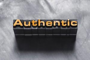 Authentisch