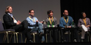 Panel Discussion auf der IAK12