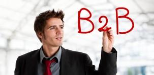 bigstock-Business-writing-B-B-on-the--28825400