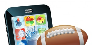 American Football Handy