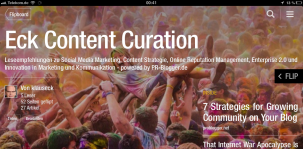 Eck Content Curation