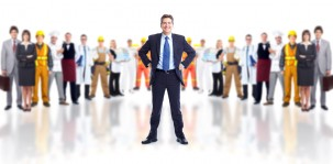 bigstock-Businessman-and-group-of-indus-29804738