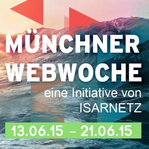Banner Münchner Webwoche
