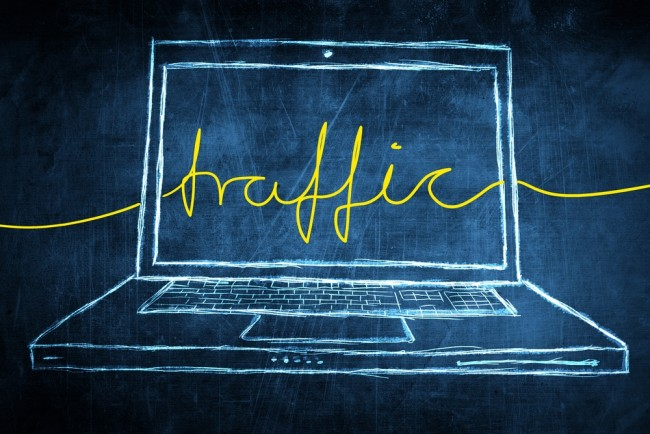netbook-computer-screen-traffic_shutterstock_146845835