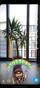 Snapchat Tutorial Filter 3