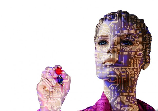 AI writer robot-507811_1280
