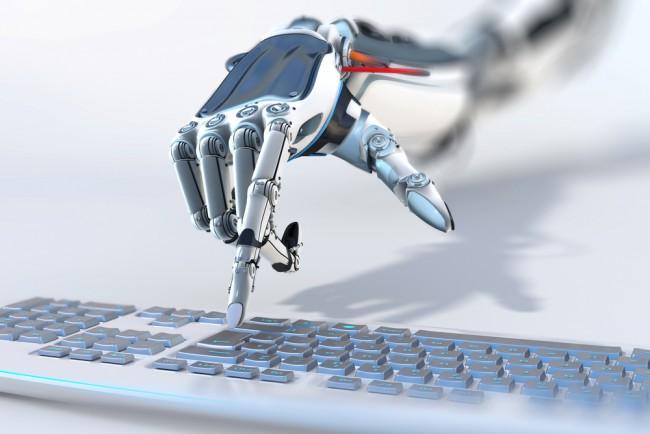 Robo Writer