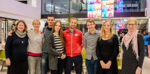 Social Media Club Team und Speaker