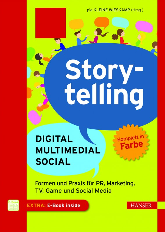 Buchtipp: Storytelling - Digital - Multimedial - Social