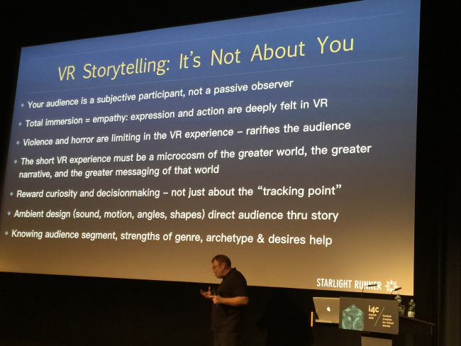 Jeff Gomez: Storytelling is not about you