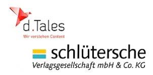 d.Tales GmbH & Schlütersche Verlagsgesellschaft Logo
