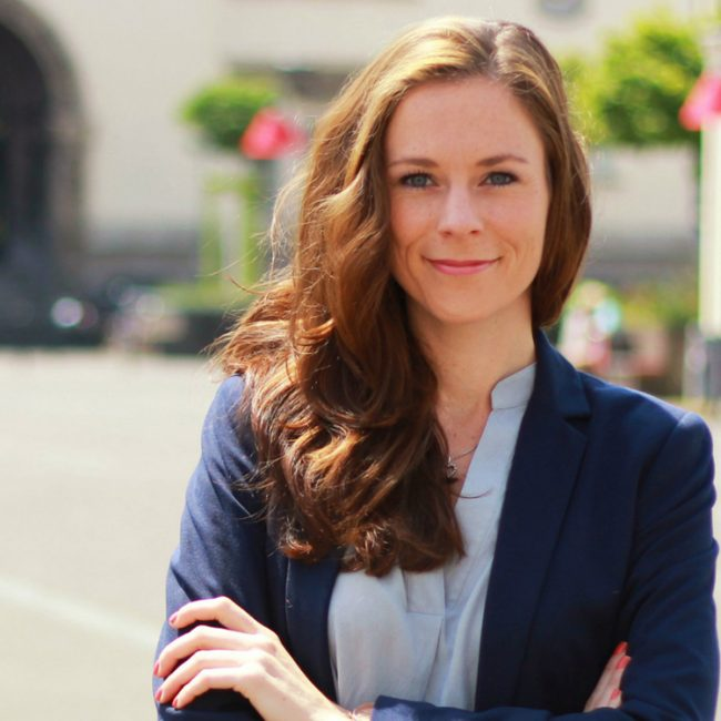 Chérine De Bruijn: Deine Persönlichkeit ist Dein Sprungbrett