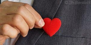 Ein Herz für Kunden