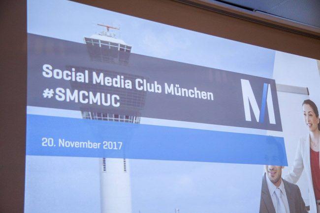Special Event des smcmuc am Flughafen München. Bild: Flughafen München