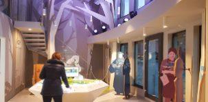 Der Digital Showroom der Thüringer Tourismus GmbH