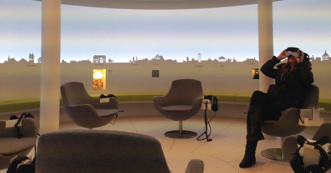 VR-Video im Digital Showroom der Thüringer Tourismus GmbH