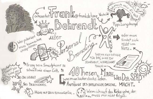 Frank Behrendt Sascha Pallenberg Personal Branding Influencer