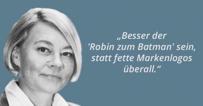 """""""Herr Maier, wir brauchen einen Imagefilm!"""" - Zitat Petra Sammer"""