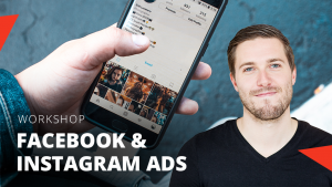 Grafik Facebook und Instagram Ads