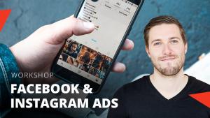 Grafik Facebook und Instagram Ads