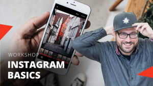 Instagram Basics Workshop Grafik