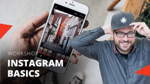 Instagram Basics Workshop Grafik