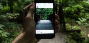 Titelbild Anfägertipps für Instagram