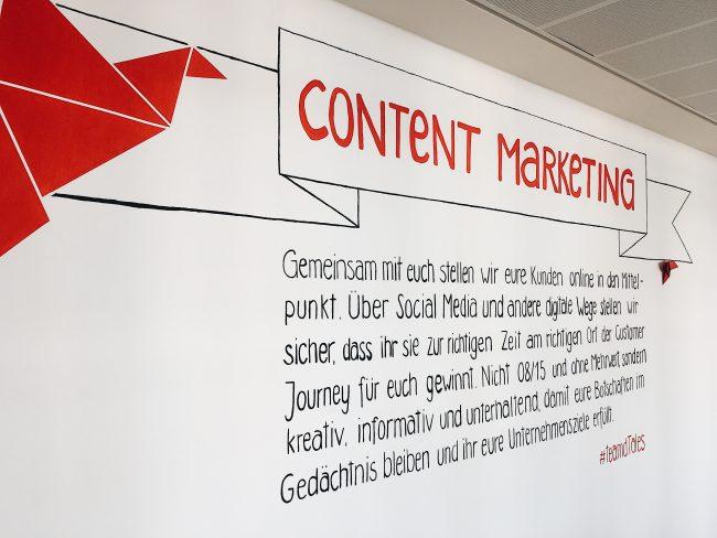 Wie wir vom #teamdTales Contetn Marketing verstehen