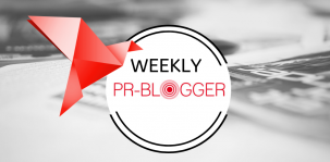 PR Blogger Weekly Twittercard