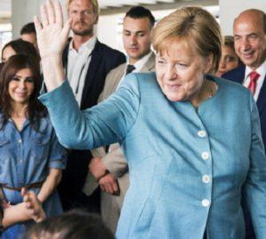 Merkel verabschiedet sich von Facebook