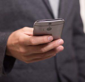 persönliche Social Media Kommunikation CEOs