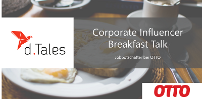 Corporate Influencer Breakfast