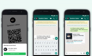 QR Codes in WhatsApp Business