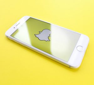 Snapchat Anwendungen von Drittanbietern